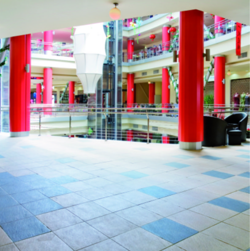 Mall Dragonul Rosu - Bucuresti