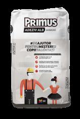 PRIMUS Adeziv Alb Marmură 25kg