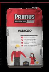 PRIMUS Adeziv Alb Interior-Exterior (MacroGranular) 25kg